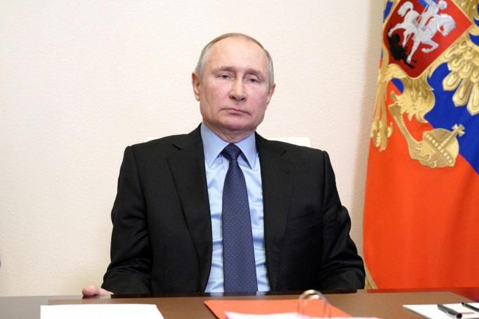 Tình báo Mỹ: Lãnh đạo Nga thích ông Trump tái đắc cử - Ảnh 1.