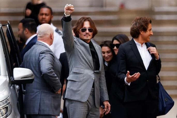 """""""Cướp biển"""" Johnny Depp nỗ lực kháng cáo vụ kiện """"kẻ đánh vợ"""" - Ảnh 2."""