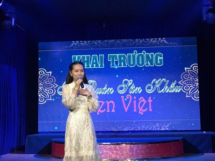 Nhiều bất ngờ tại buổi khai trương điểm diễn cải lương mới - sân khấu Sen Việt - Ảnh 6.