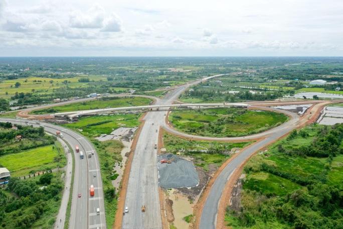 Tự tin đưa cao tốc Trung Lương - Mỹ Thuận về đích đúng hẹn - Ảnh 1.