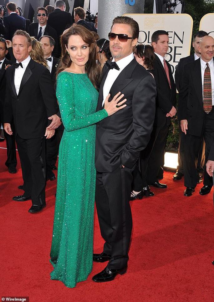 Angelina Jolie chuẩn bị tung bằng chứng bạo hành của Brad Pitt - Ảnh 1.
