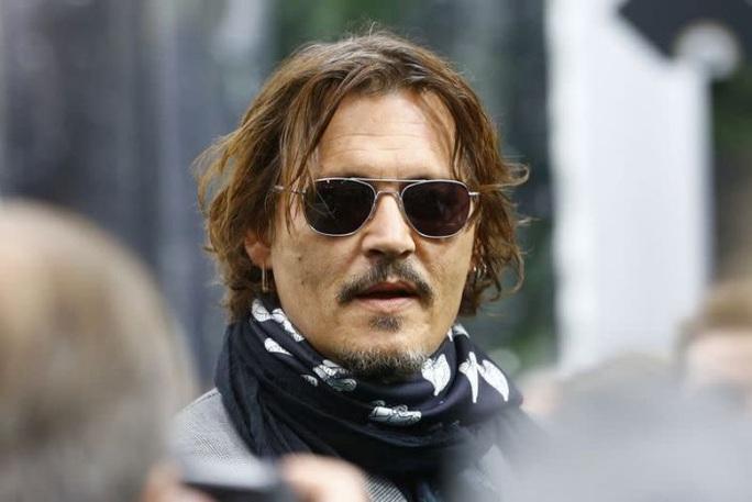 """""""Cướp biển"""" Johnny Depp nỗ lực kháng cáo vụ kiện """"kẻ đánh vợ"""" - Ảnh 1."""