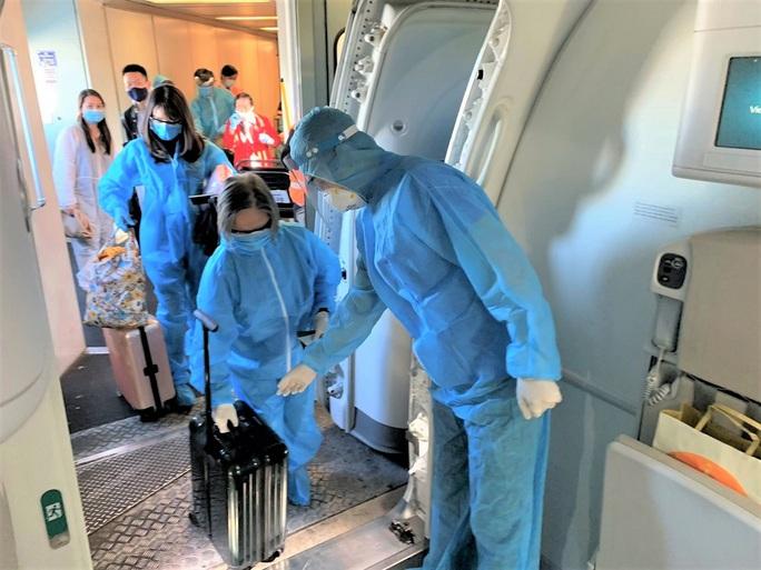 Vietnam Airlines sẵn sàng thử nghiệm hộ chiếu vắc-xin - Ảnh 1.