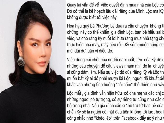 Showbiz Việt náo nhiệt chuyện chửi qua mắng lại - Ảnh 4.
