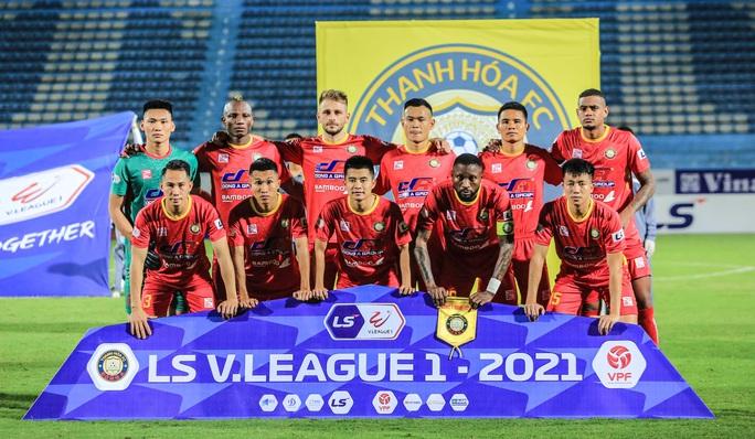 Quang Hải vắng mặt, Bruno ghi cú đúp giúp CLB Hà Nội thắng Thanh Hoá - Ảnh 2.