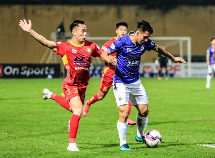 Quang Hải vắng mặt, Bruno ghi cú đúp giúp CLB Hà Nội thắng Thanh Hoá - Ảnh 4.