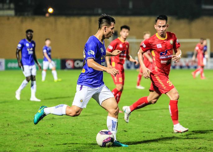 Quang Hải vắng mặt, Bruno ghi cú đúp giúp CLB Hà Nội thắng Thanh Hoá - Ảnh 13.