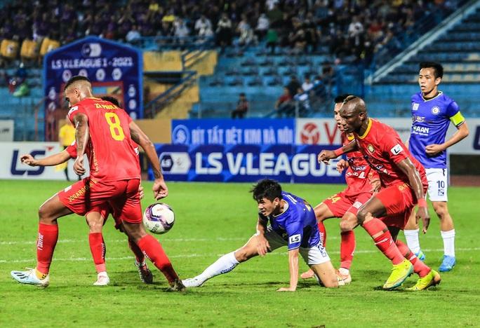 Quang Hải vắng mặt, Bruno ghi cú đúp giúp CLB Hà Nội thắng Thanh Hoá - Ảnh 9.