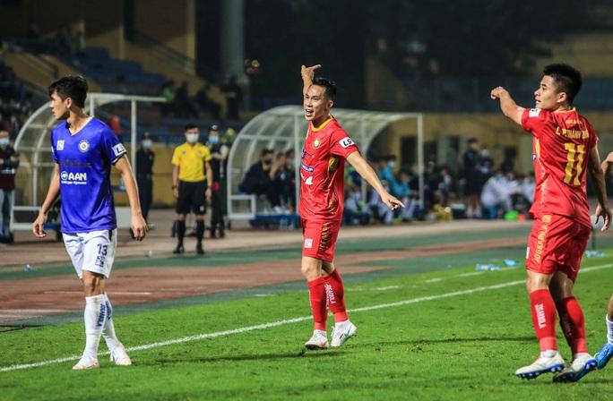 Quang Hải vắng mặt, Bruno ghi cú đúp giúp CLB Hà Nội thắng Thanh Hoá - Ảnh 7.