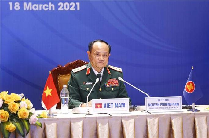 Tư lệnh Quốc phòng các nước ASEAN cam kết duy trì tự do hàng hải và hàng không ở Biển Đông - Ảnh 3.
