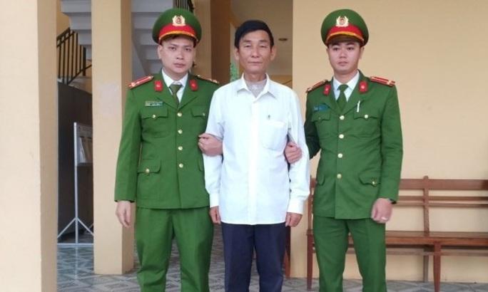 Bắt 2 đối tượng làm huân, huy chương, bằng khen giả ở Quảng Bình - Ảnh 1.
