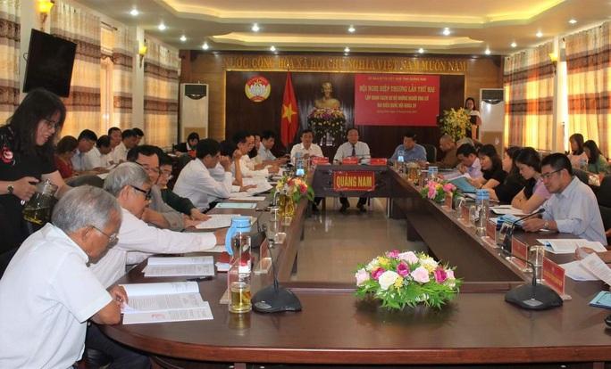 Quảng Nam: Một người làm nghề buôn bán tự ứng cử đại biểu Quốc hội - Ảnh 1.