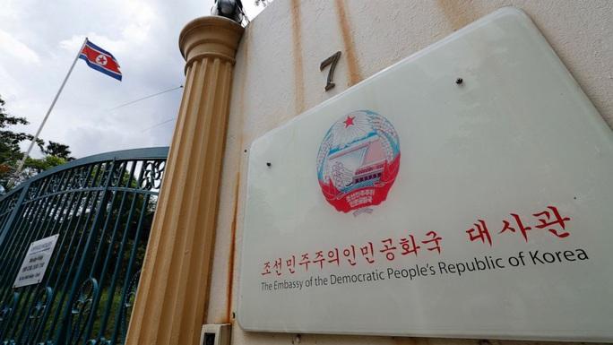Triều Tiên đe Mỹ, cắt đứt quan hệ với Malaysia - Ảnh 1.