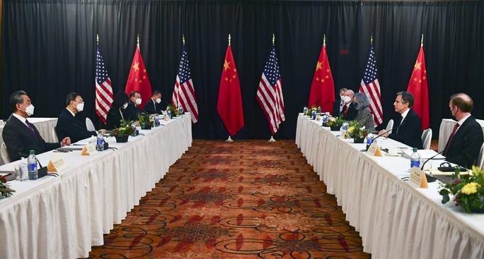 Đàm phán Mỹ - Trung: Quan chức Mỹ chỉ trích ông Dương Khiết Trì nói lắm - Ảnh 1.