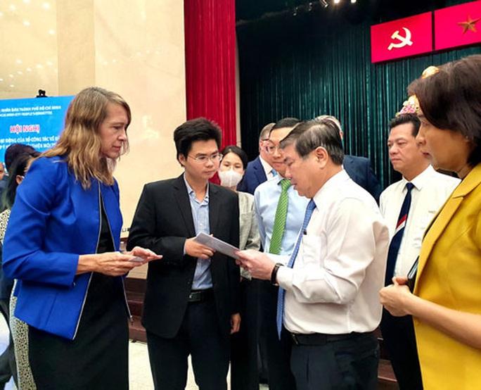 TP HCM nỗ lực cải thiện môi trường đầu tư - Ảnh 1.