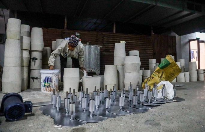 """CLIP: Cận cảnh công trình """"độc lạ"""" kinh phí 150 tỉ đồng ở làng gốm Bát Tràng - Ảnh 13."""