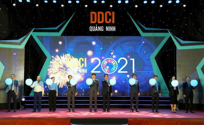 Vân Đồn xếp chót bảng chỉ số xếp hạng năng lực cạnh tranh của Quảng Ninh - Ảnh 1.