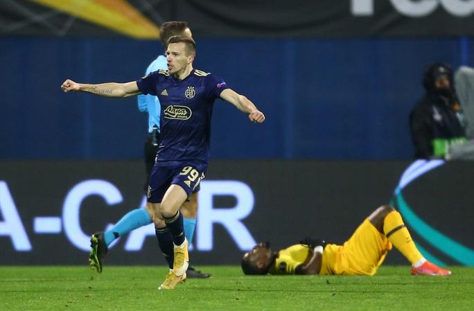 Tottenham thua sốc, dừng bước đầy tủi hổ ở Europa League - Ảnh 2.