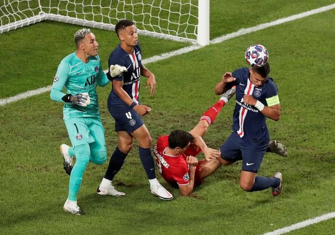 Champions League: Rực lửa đại chiến Bayern Munich-PSG và Real Madrid - Liverpool - Ảnh 5.