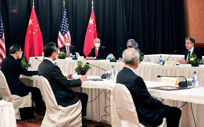 Đàm phán cấp cao Mỹ - Trung Quốc: Căng thẳng từ những lời đầu tiên - Ảnh 1.