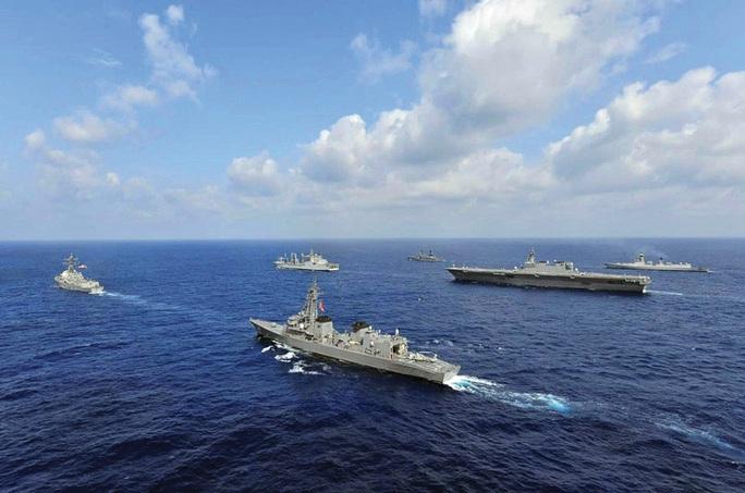 Tư lệnh Mỹ lại chỉ đích danh Trung Quốc - Ảnh 2.