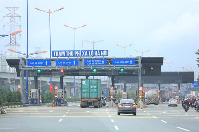 Xa lộ Hà Nội bắt đầu thu phí từ ngày 1-4 - Ảnh 1.