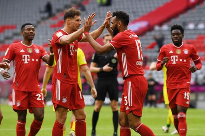 Bayern Munich sẽ xưng bá châu Âu - Ảnh 1.