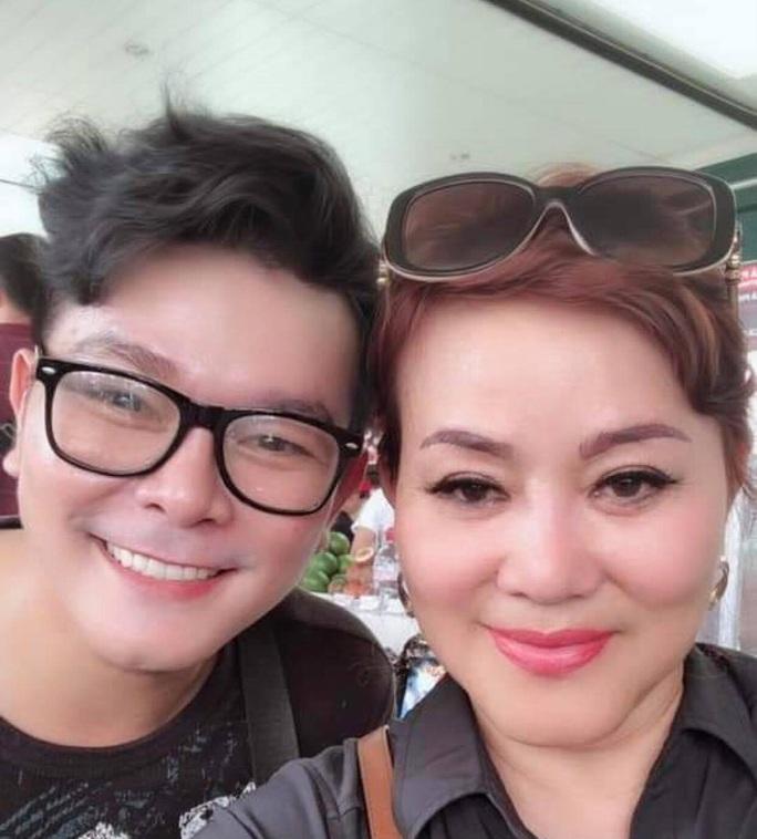 Sau ly hôn, nghệ sĩ Linh Tâm – Cẩm Thu bất ngờ khoe hình con trong ngày sinh nhật - Ảnh 1.