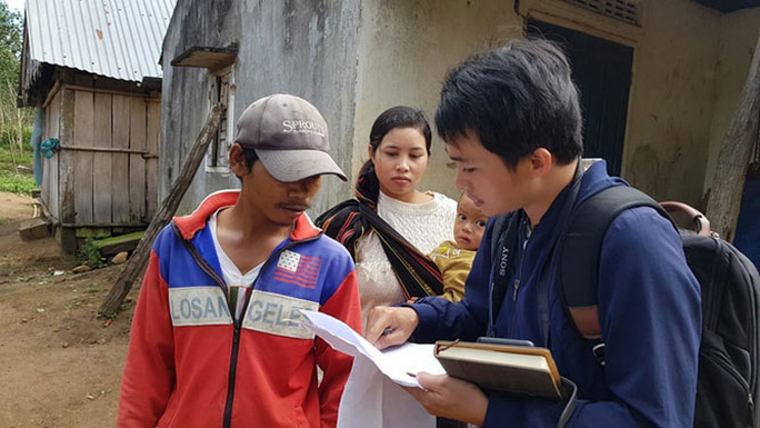 Giám đốc HTX lấy tiền hỗ trợ người nghèo chi cho cán bộ - Ảnh 1.