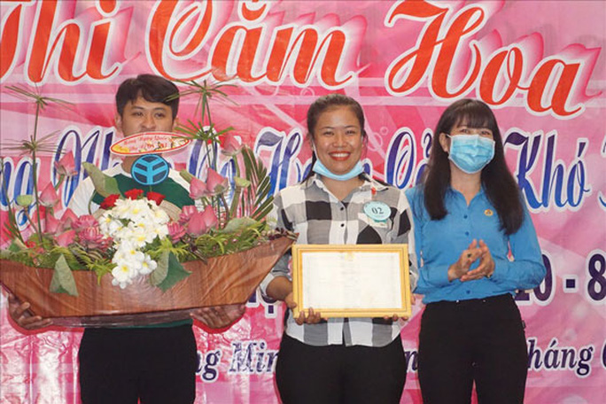 Tây Ninh: Chăm lo vật chất, tinh thần lao động nữ - Ảnh 1.