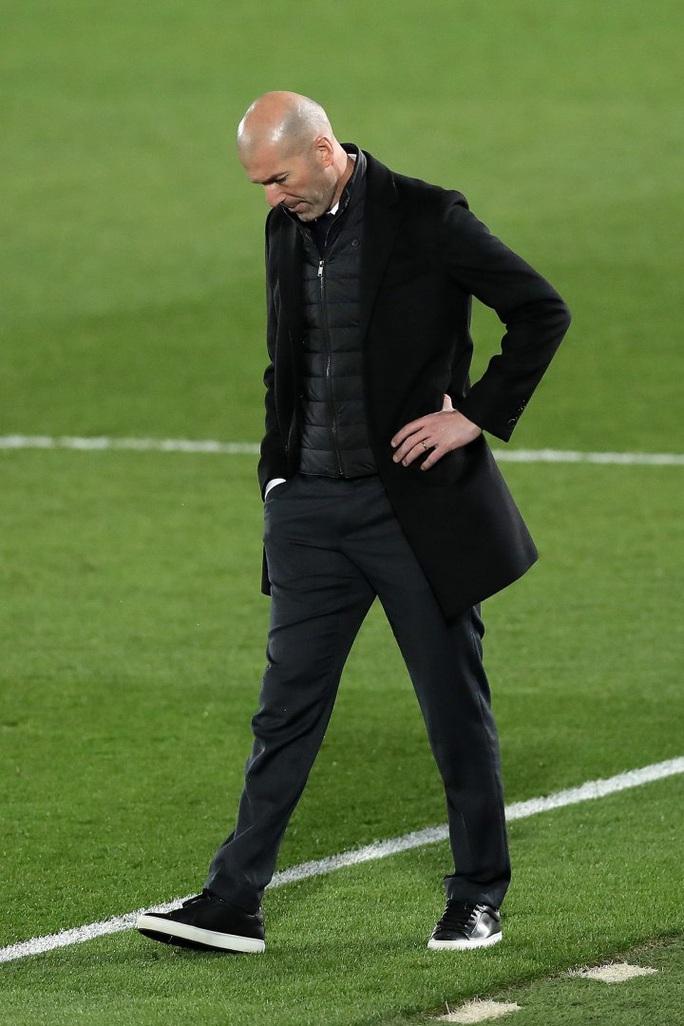 Hòa nghẹt thở phút 89 trên sân nhà, Real Madrid an phận Top 3 La Liga - Ảnh 5.