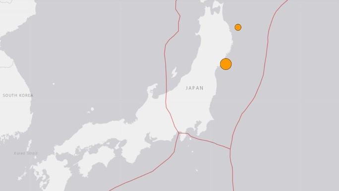 Nhật Bản thoát sóng thần sau trận động đất mạnh - Ảnh 2.