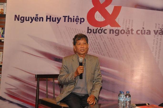 Văn học Việt Nam mất đi một đại thụ - Ảnh 1.