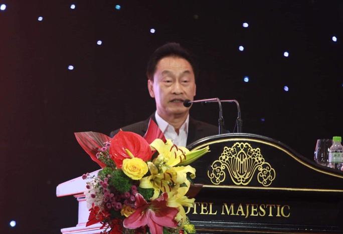 Cựu tư lệnh ngành du lịch đắc cử chủ tịch Liên đoàn bóng chuyền - Ảnh 1.