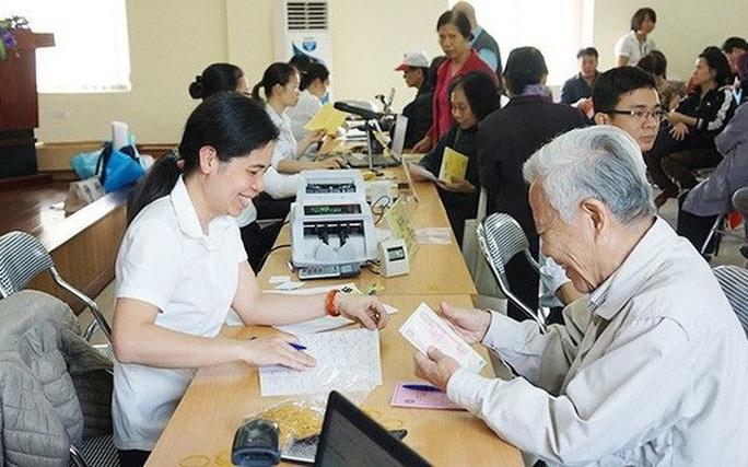Đề xuất tăng lương hưu, trợ cấp 15% cho 8 đối tượng từ ngày 1-1-2022 - Ảnh 1.