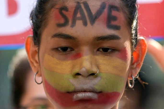 Người dân Myanmar kỳ vọng Liên Hiệp Quốc - Ảnh 1.