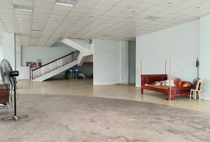 Trung tâm nông nghiệp 17 tỉ đồng ở Thanh Hóa xây xong để làm... cảnh - Ảnh 7.