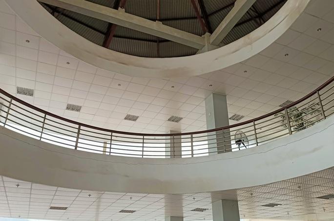 Trung tâm nông nghiệp 17 tỉ đồng ở Thanh Hóa xây xong để làm... cảnh - Ảnh 6.