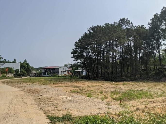 Đất ở riêng lẻ được thổi phồng thành dự án biệt thự nghỉ dưỡng Park Hill Villas ở Huế - Ảnh 2.