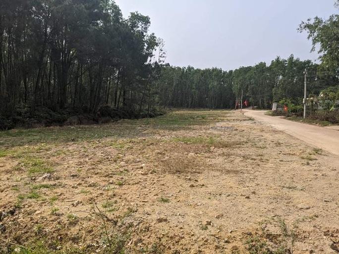 Đất ở riêng lẻ được thổi phồng thành dự án biệt thự nghỉ dưỡng Park Hill Villas ở Huế - Ảnh 1.