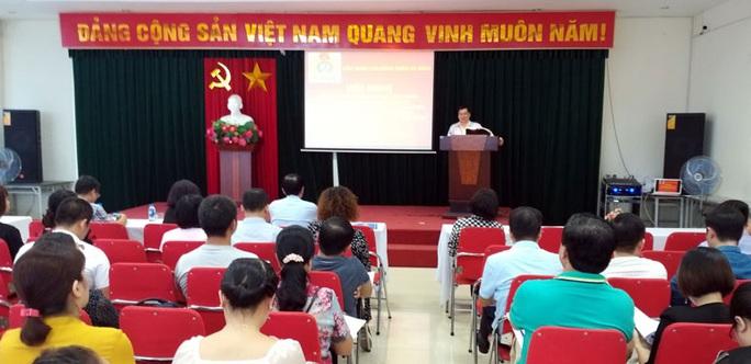 Hà Nội: Sẽ ký ít nhất 350 thỏa ước lao động tập thể hằng năm - Ảnh 1.