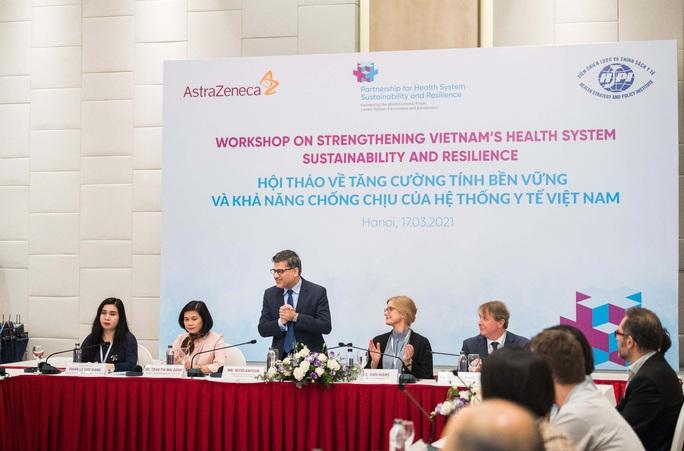 Chuyên gia y tế Việt Nam đề xuất củng cố hệ thống y tế quốc gia - Ảnh 1.