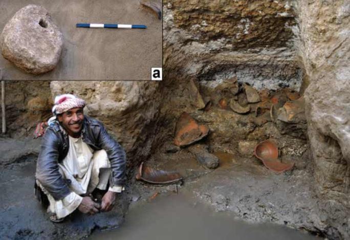 Sự thật bất ngờ về thành phố bốc hơi ma quái 2.200 năm trước - Ảnh 1.