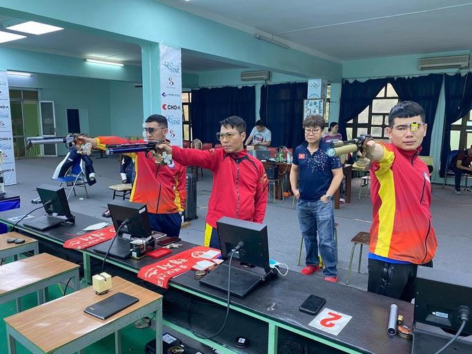 Bắn súng Việt Nam lỗi hẹn với Olympic - Ảnh 1.