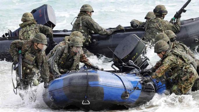 Nhật - Mỹ muốn tăng cường năng lực bảo vệ Senkaku/Điếu Ngư - Ảnh 1.