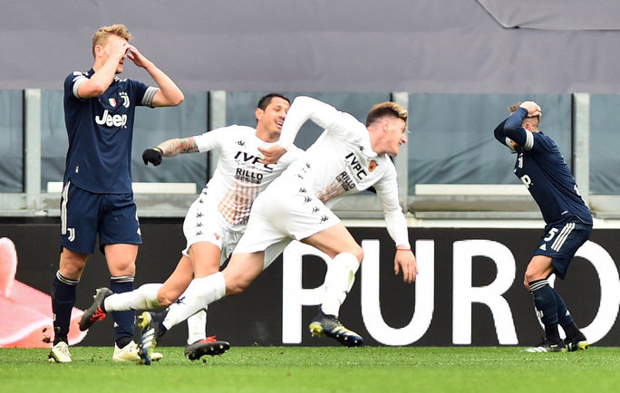 Juventus thua sốc trên sân nhà trước đội bóng tầm trung của HLV F.Inzaghi - Ảnh 2.