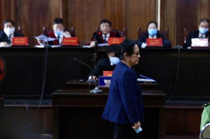 Vì sao nữ đại gia Dương Thị Bạch Diệp bị đề nghị mức án chung thân? - Ảnh 1.