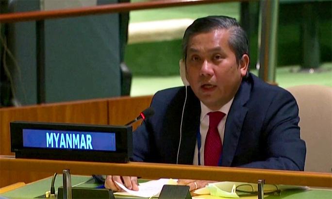 Myanmar đặt LHQ vào tình huống khó xử - Ảnh 1.