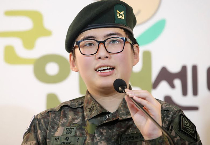 Binh sĩ Hàn Quốc chuyển giới đầu tiên chết bí ẩn - Ảnh 1.