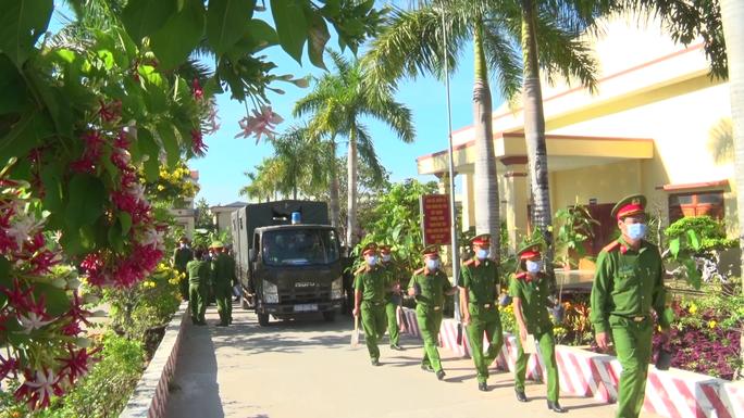 CLIP: Hưởng ứng lời kêu gọi của Thủ tướng, trại giam ở Cà Mau trồng hơn 10.000 cây xanh - Ảnh 2.